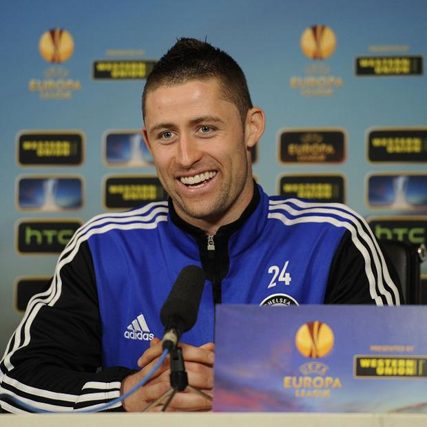 Gary Cahill is confident Chelsea can pass Sunday's opponents Manchester City into second place