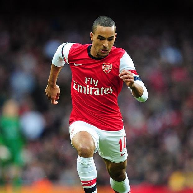 Theo Walcott has urged Arsenal to respond 'in a positive way' against Aston Villa
