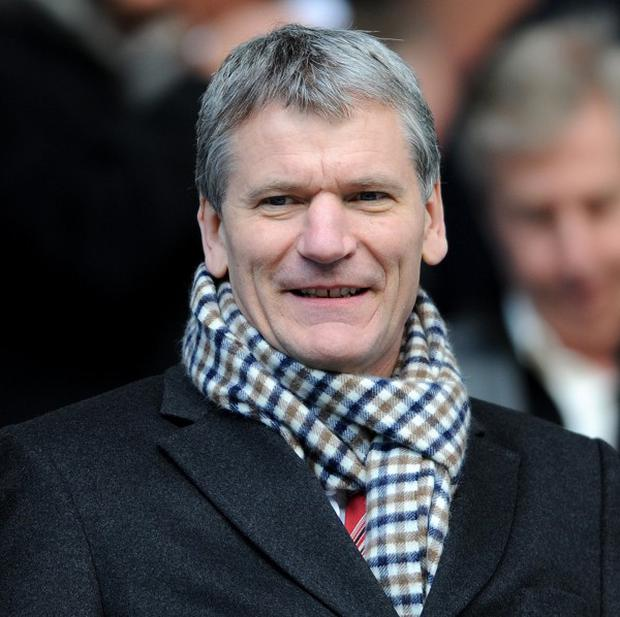 David Gill is reported to be interested in a role with UEFA