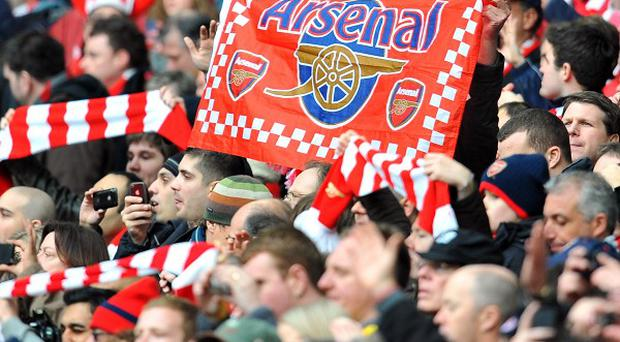 Arsenal fans want fresh blood on the club's board