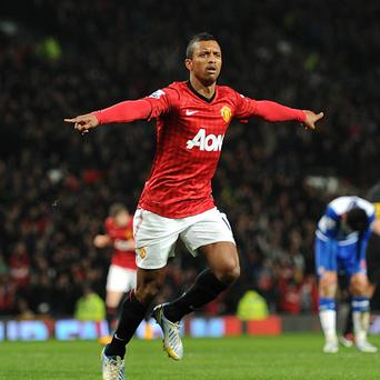 Sir Alex Ferguson insists he would 'definitely prefer' to keep Nani, pictured, at Manchester United