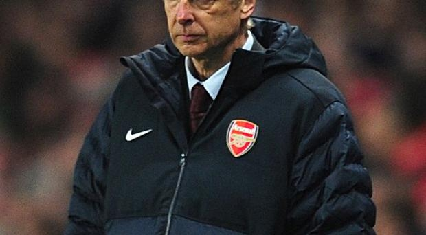 Arsene Wenger has found his position at Arsenal under intense scrutiny