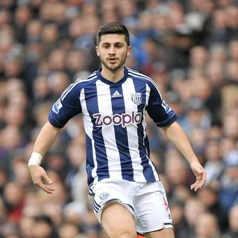 Shane Long insists he is happy at West Brom