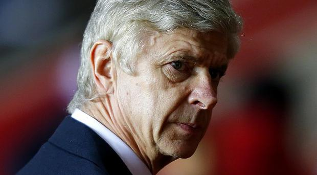 Arsene Wenger is eyeing second spot in the Premier League