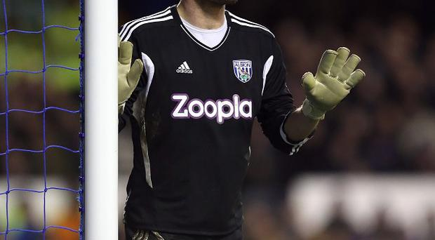 Ben Foster has refuted claims West Brom will take their foot off the gas
