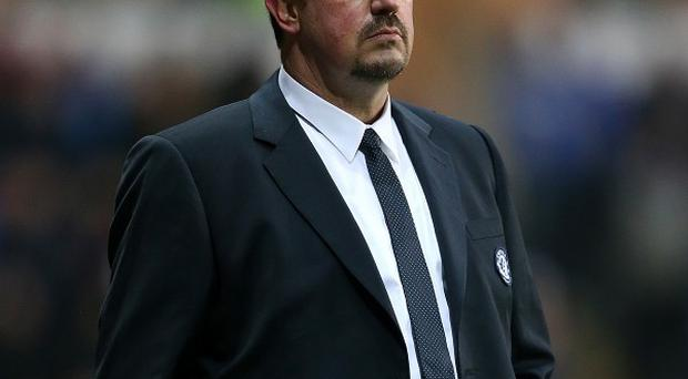 Steve Clarke has defended comments made by Rafael Benitez, pictured