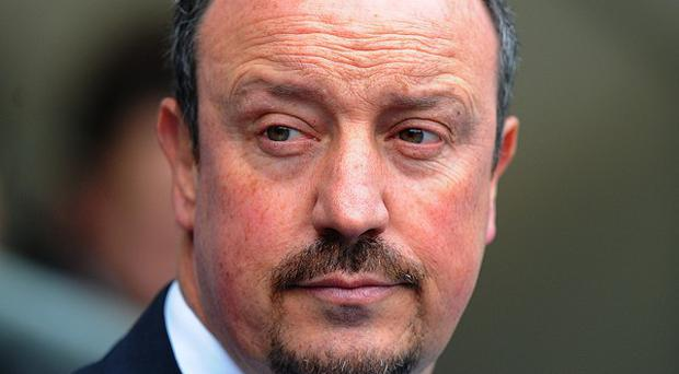 Rafael Benitez insists he has a good relationship with Roman Abramovich.