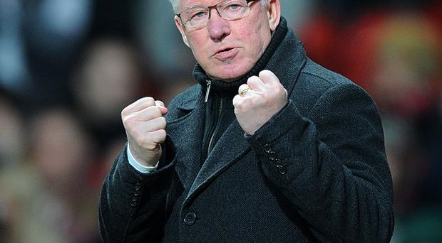 Sir Alex Ferguson has no plans to retire yet