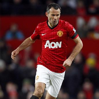 Ryan Giggs has signed a contract extension at Manchester United