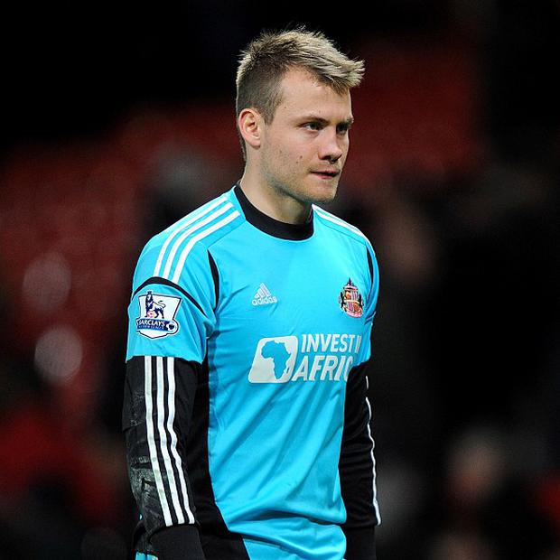 Simon Mignolet has been linked with a move away from Sunderland