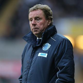 Harry Redknapp is not worried about the reception he receives from Southampton fans