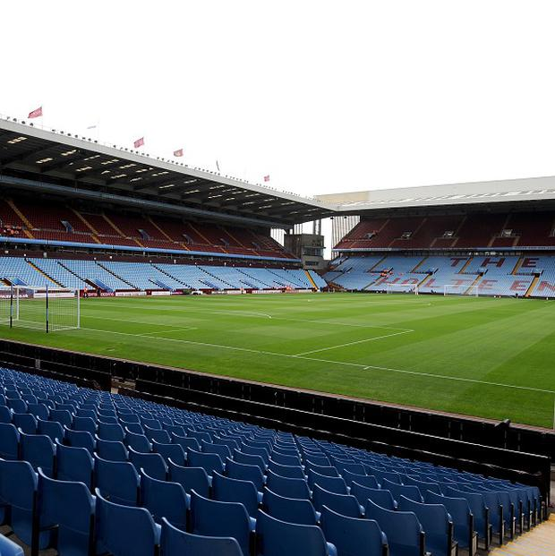 Aston Villa lost £17.7million in the year ending May 31, 2012