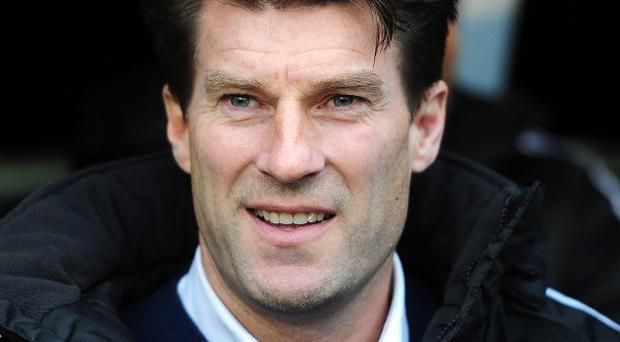Michael Laudrup was delighted to see his Swansea side retain their focus after a week of celebrations