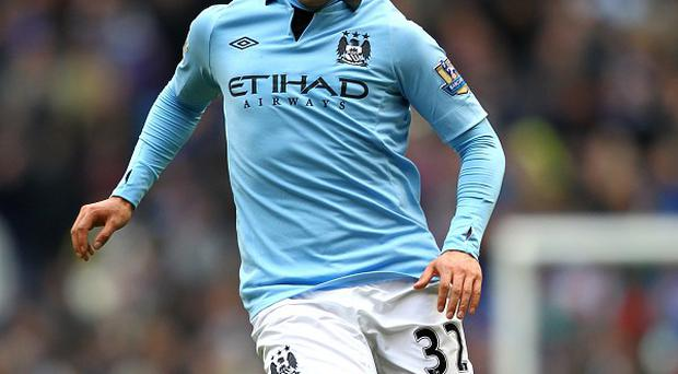 Carlos Tevez has scored 11 goals for Manchester City this season