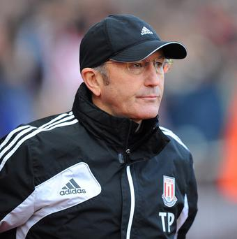 Tony Pulis has been in charge at Stoke for seven years