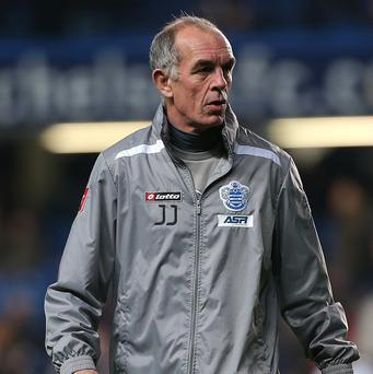 Joe Jordan says March is crucial to QPR's hopes of avoiding relegation from the Barclays Premier League