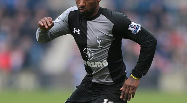 Jermain Defoe has hailed the quality in the Tottenham squad