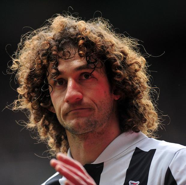 Fabricio Coloccini has returned to Argentina