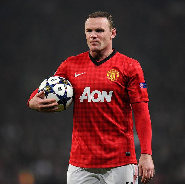 Steve McClaren believes too much has been made of Wayne Rooney (pictured) being left out of the Manchester United side