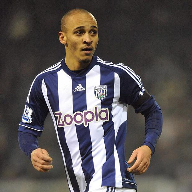 Peter Odemwingie could yet have a future at West Brom