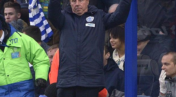 Harry Redknapp insists QPR need to maintain their form