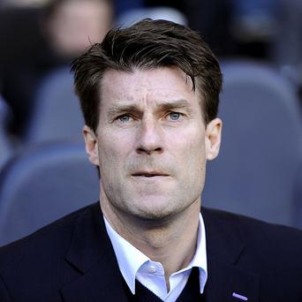 Michael Laudrup, pictured, was furious with Lee Mason's decision to chalk off a Swansea goal