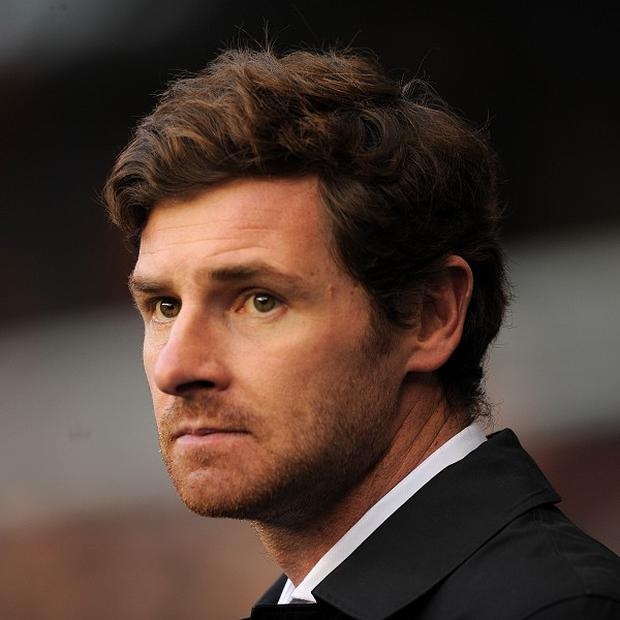 Andre Villas-Boas is hoping to lead Tottenham into the Champions League