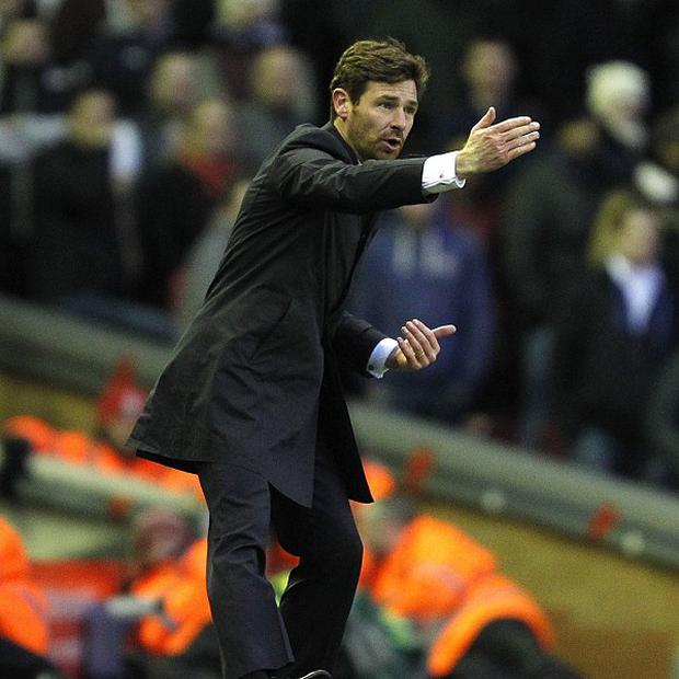 Andre Villas-Boas wants Tottenham to get the defeat to Liverpool out of their system quickly