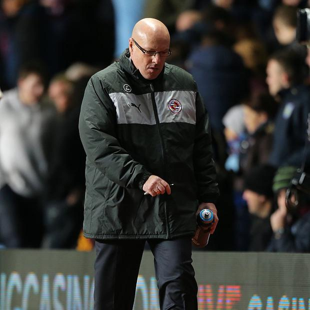 Brian McDermott gained Premier League promotion last year for the second time in Reading's history