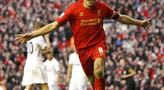 Steven Gerrard hopes Liverpool can use Sunday's win as a springboard