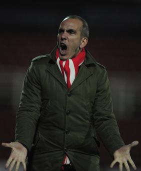 Paolo Di Canio has been tipped to take over at Reading