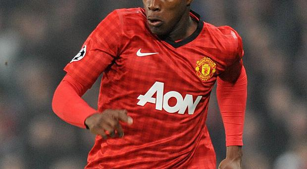 Danny Welbeck, pictured, was preferred to Wayne Rooney in Manchester United's second leg against Real Madrid