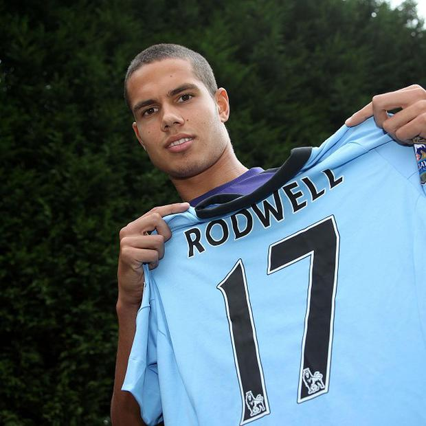 Jack Rodwell has been frustrated by injuries since joining Manchester City from Everton