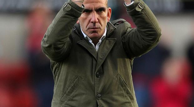 Paolo Di Canio has distanced himself from the vacancy at Reading