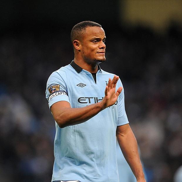 Vincent Kompany has been out for longer than expected