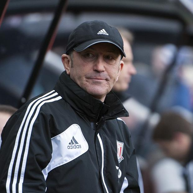 Stoke City manager Tony Pulis has hailed his side's fans after their 0-0 draw against West Brom