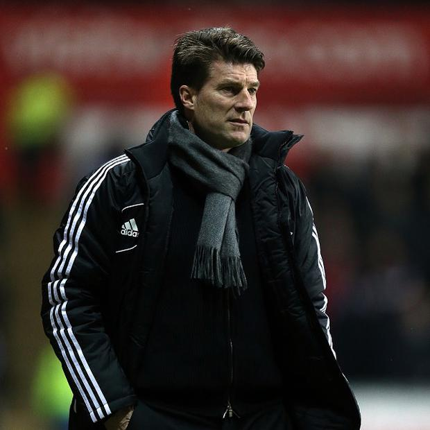 Michael Laudrup will not allow complacency to set in at Swansea
