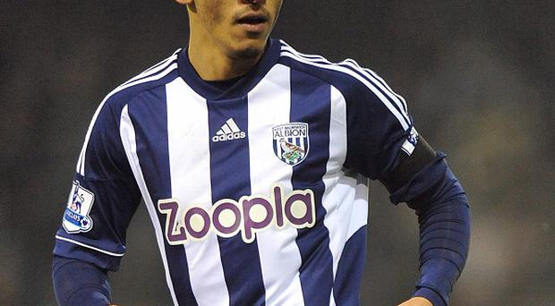 Peter Odemwingie has launched another Twitter tirade at West Brom