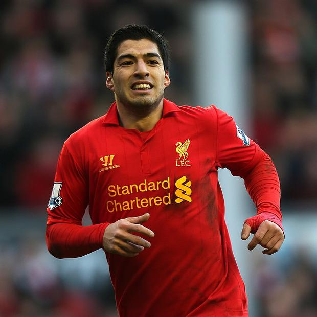 Luis Suarez recently signed a new contract at Liverpool