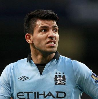 Sergio Aguero will return to Britain early