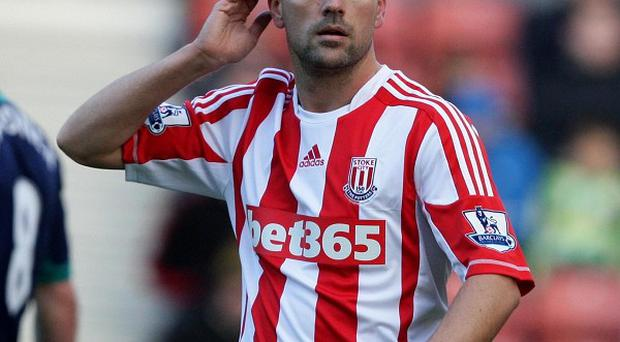 Michael Owen found his first-team opportunities at Stoke limited