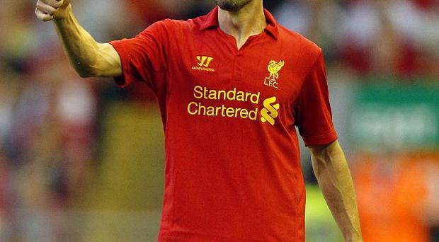 Fabio Borini could be back in action before the end of the season