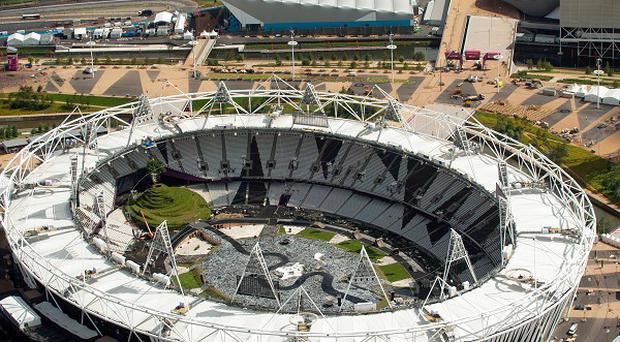 The Olympic Stadium will be the new home to West Ham