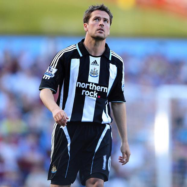 Michael Owen claims he was never offered a new deal by Newcastle in 2009