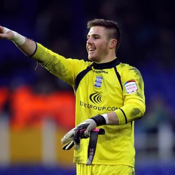 Jack Butland signed for Stoke in January