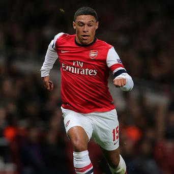 Alex Oxlade-Chamberlain would like to have featured more this season