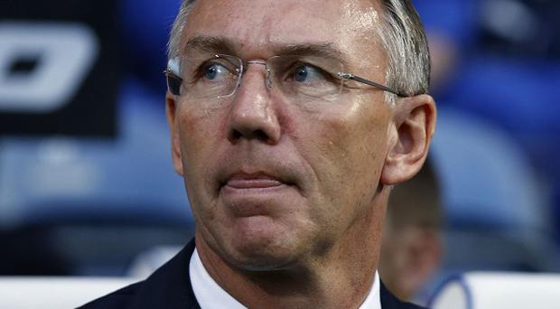 Nigel Adkins is set to take over a Reading team seven points shy of safety