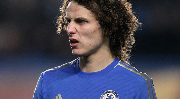 Defender David Luiz is unfazed by Chelsea's hectic fixture schedule