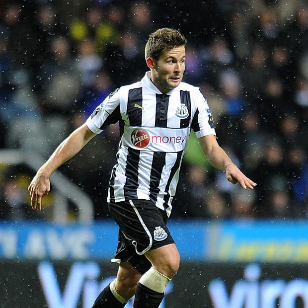Yohan Cabaye helped overcome depression by reading books by Jonny Wilkinson and Rafael Nadal
