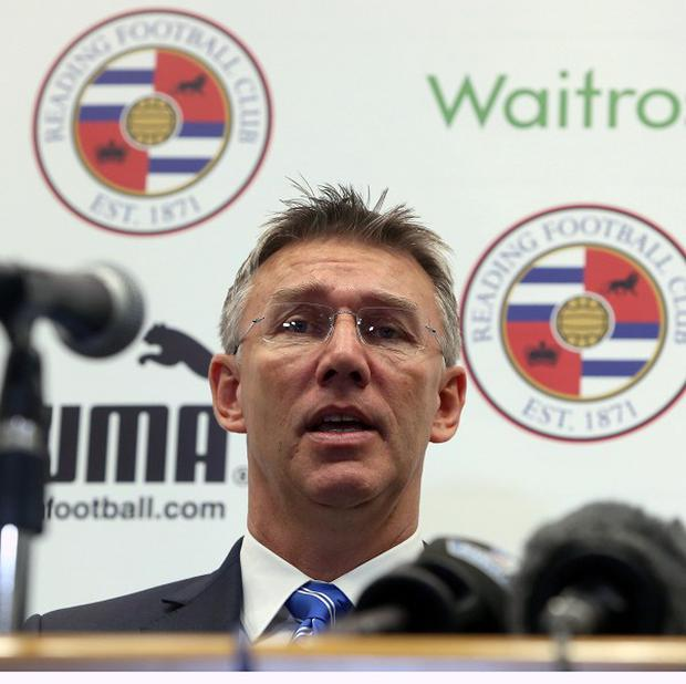 Nigel Adkins told his relegation-threatened Reading side they 'have got to dare to dream'